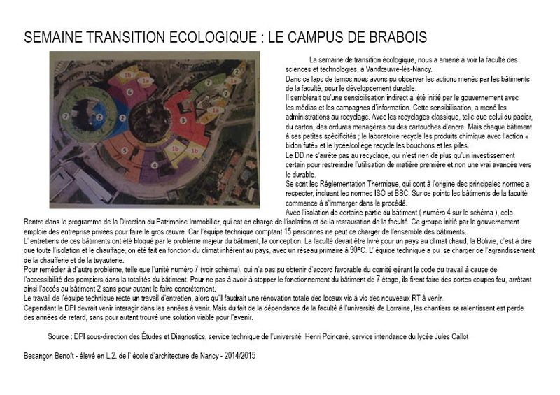 Transition eco n°1