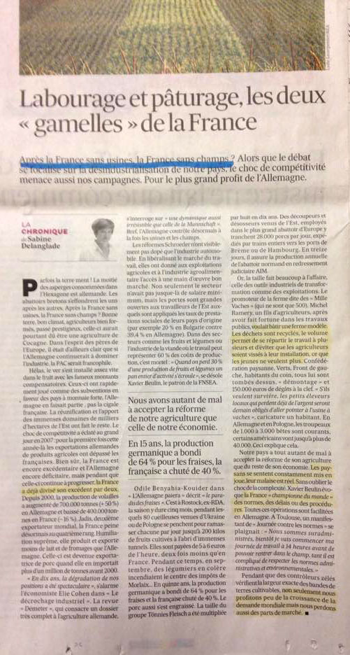Labourage