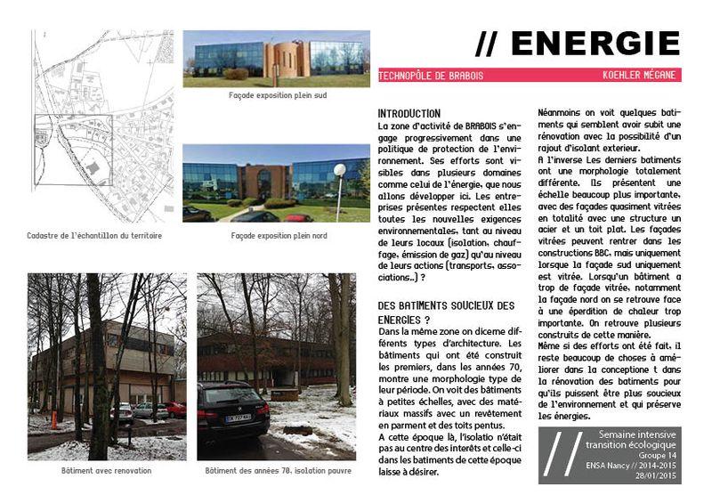 KOEHLER Mégane ENERGIE grp 14
