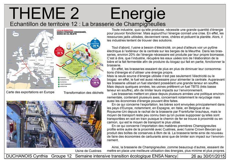 Energiebon