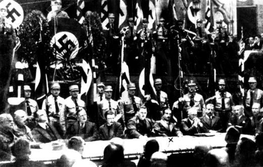 Heidegger i nazizm